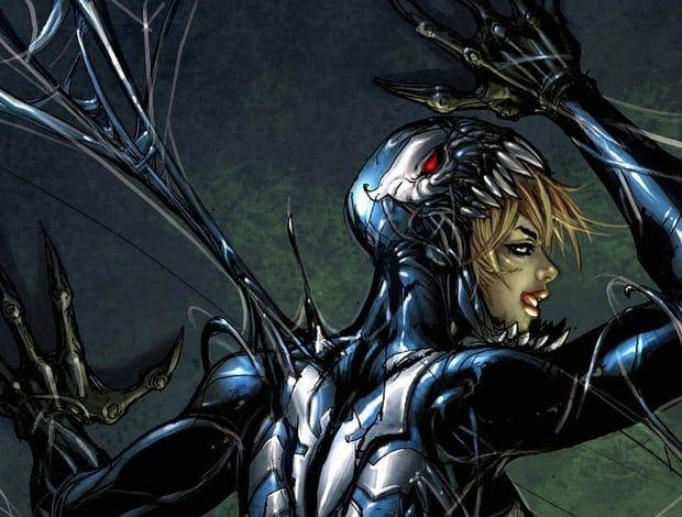 Photo She-Venom