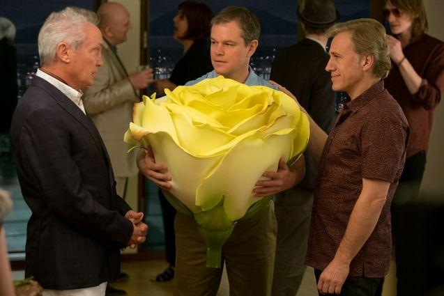Photo Matt Damon, Christoph Waltz