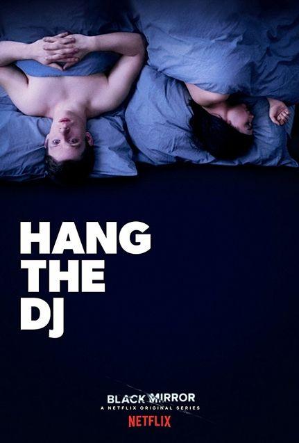 Affiche Hang the DJ