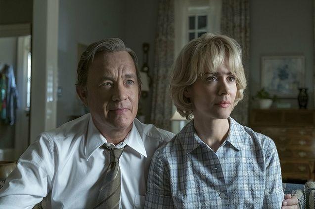 Photo Sarah Paulson, Tom Hanks