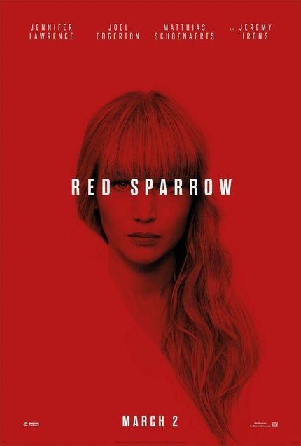 Affiche teaser de Red Sparrow