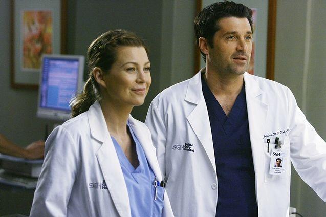 Photo Grey's Anatomy, Patrick Dempsey