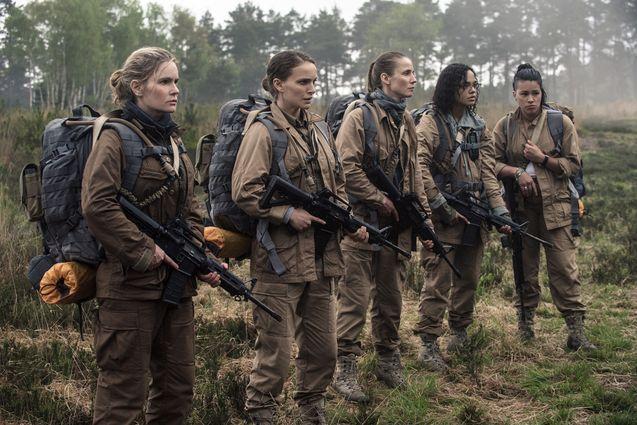 Photo Natalie Portman, Jennifer Jason Leigh, Tuva Novotny, Gina Rodriguez, Tessa Thompson