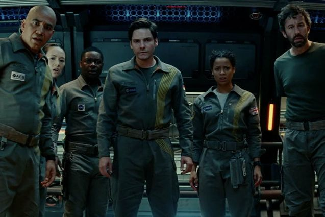 Photo Cloverfield Paradox