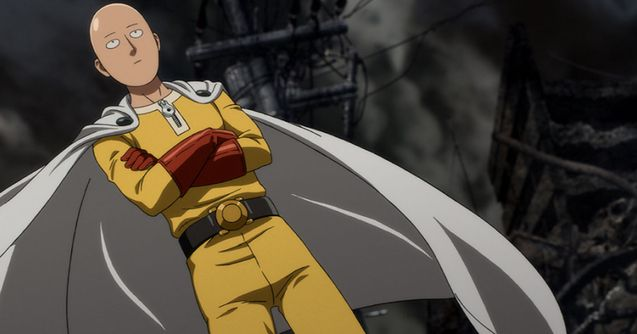 Photo One Punch Man
