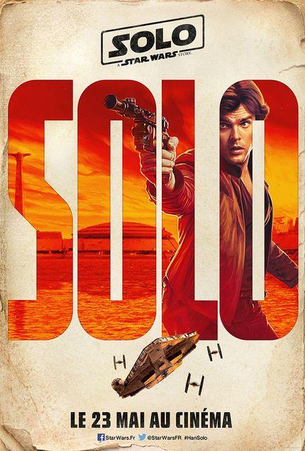 Affiche Solo Han Solo