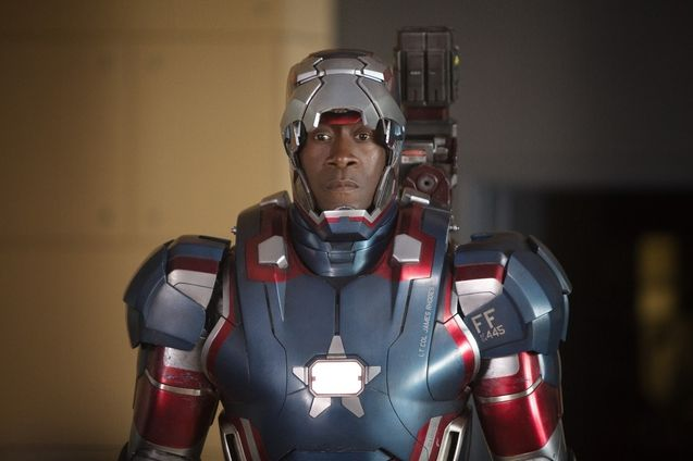 Photo Iron Man 3