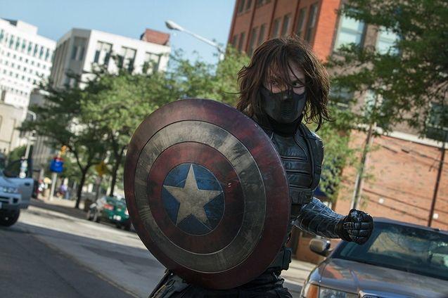 Photo , Captain America : Le soldat de l'hiver