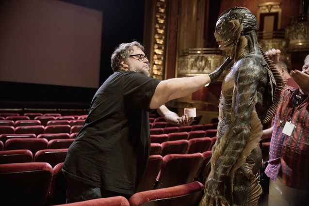 Photo , Guillermo del Toro