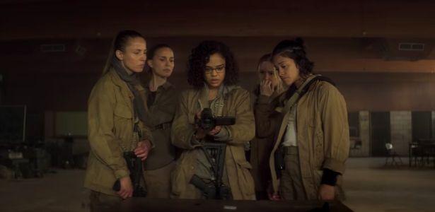 Photo Natalie Portman, Tessa Thompson, Jennifer Jason Leigh, Gina Rodriguez