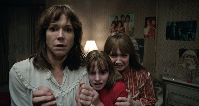 Photo Conjuring 2 : Le cas Enfield