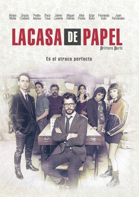 Affiche espagnole