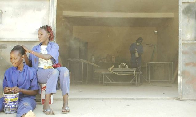 Photo Ouaga Girls
