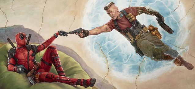 Photo Deadpool 2