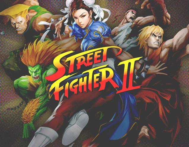 Photo Street Fighter 2