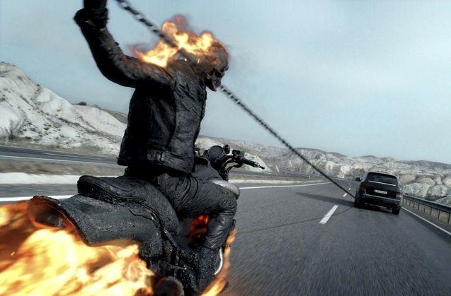 Photo Ghost Rider