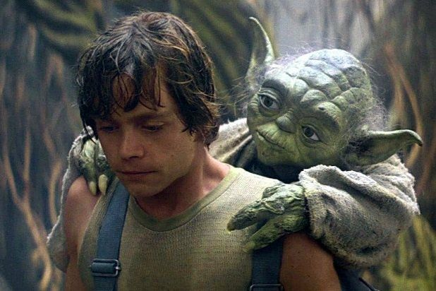Photo Yoda, Frank Oz, Star Wars Épisode V : L'Empire contre-attaque