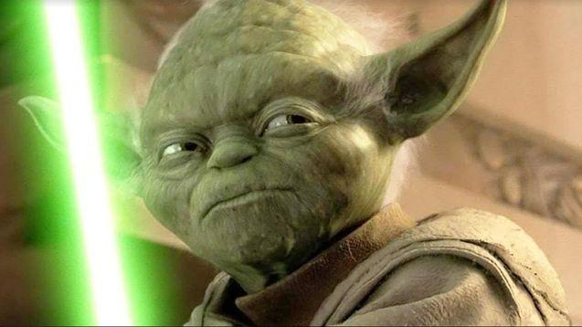 Photo Yoda