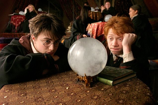 Photo Daniel Radcliffe, Rupert Grint