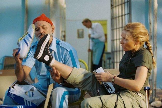 Photo Cate Blanchett, Bill Murray