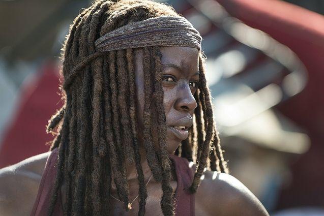 Photo Danai Gurira, The Walking Dead