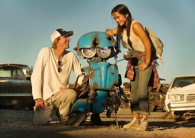 Photo Michael Bay, Transformers 5 : The Last Knight
