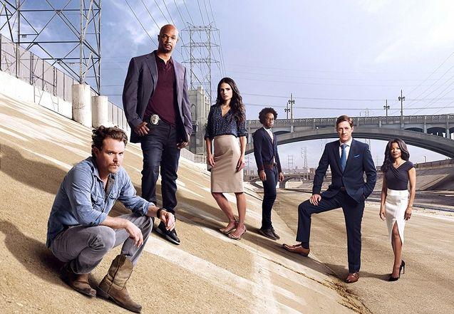 photo, L'Arme fatale saison 1, Clayne Crawford, Damon Wayans, Jordana Brewster