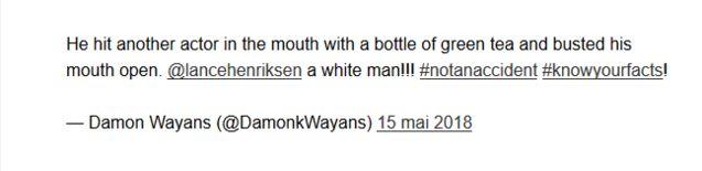 Twitter Damon Wayans 5