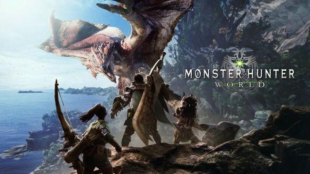 photo Monster Hunter