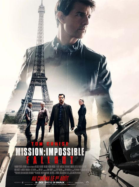 affiche , Tom Cruise, Henry Cavill