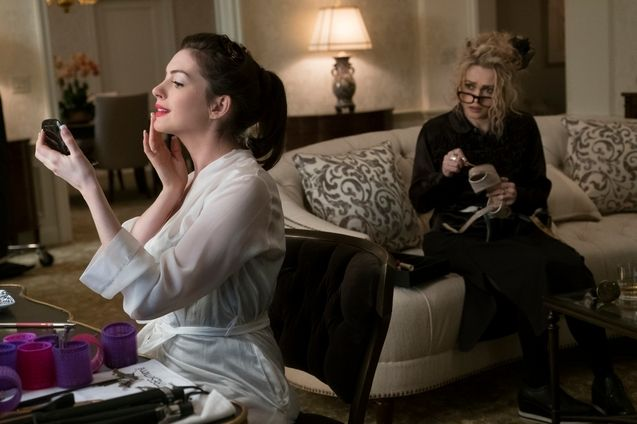 photo, Anne Hathaway, Helena Bonham Carter