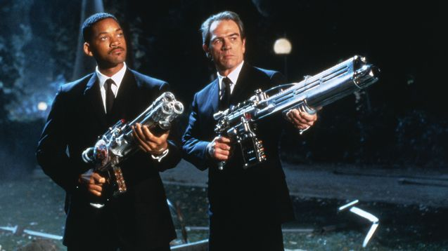 photo, Will Smith, Tommy Lee Jones