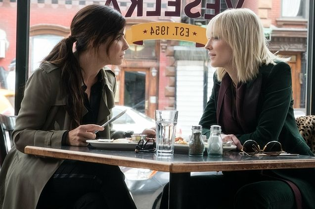 photo, Cate Blanchett, Sandra Bullock