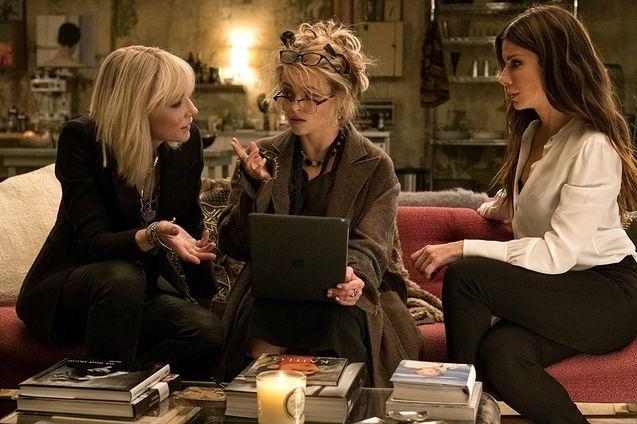 photo, Helena Bonham Carter, Sandra Bullock, Cate Blanchett