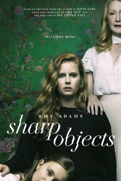 Affiche, Sharp Objects saison 1