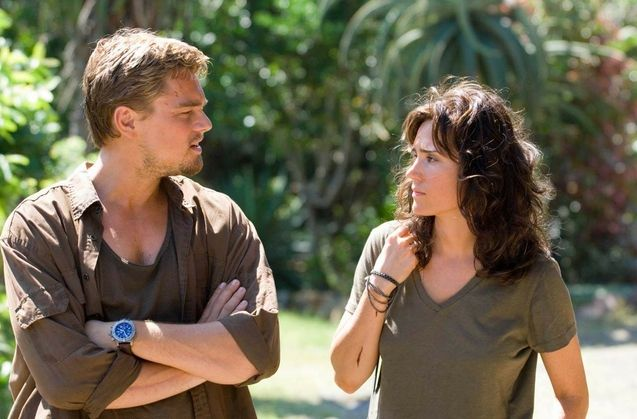 photo, Jennifer Connelly, Leonardo DiCaprio