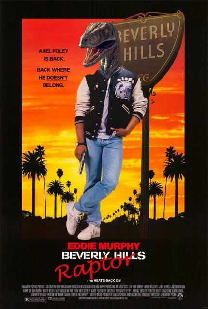 Le Raptor de Beverly Hills