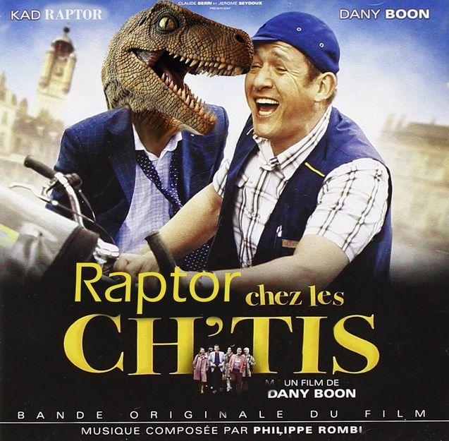 Raptor chez les Ch'tis