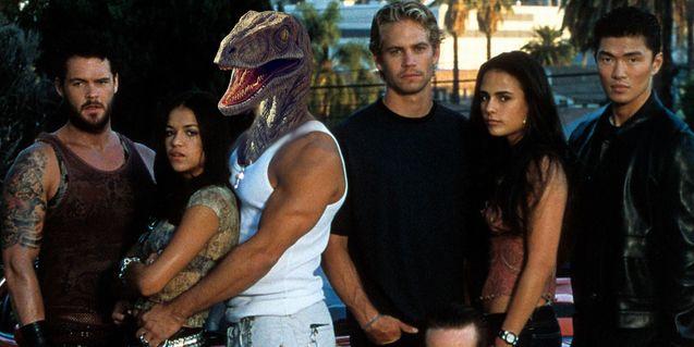 Raptor & Furious