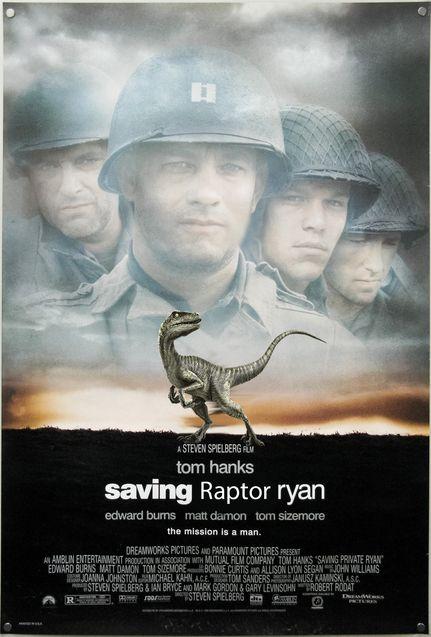 Sauver le Raptor Ryan