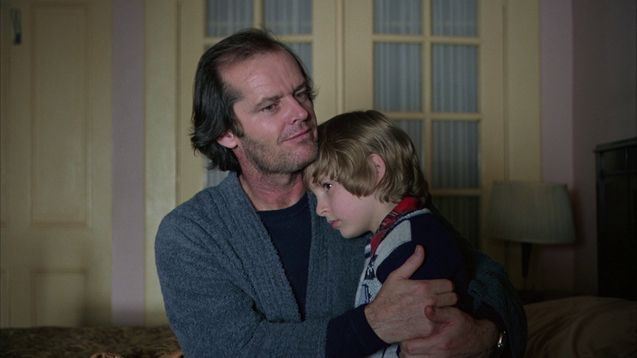 photo, Jack Nicholson, Jake Lloyd, Doctor Sleep