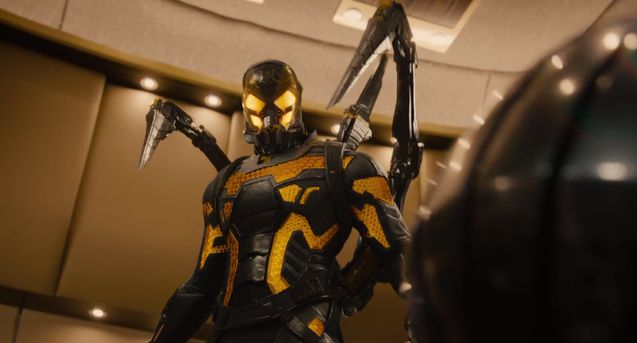 Corey Stoll, Yellowjacket