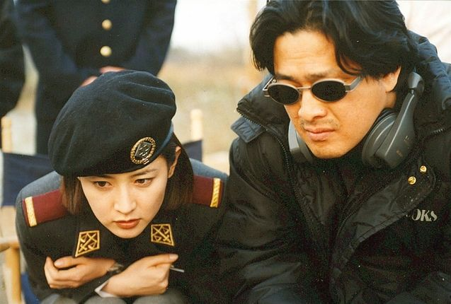 Photo Park Chan-wook, Lee Young-Aeh