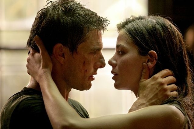 photo, Tom Cruise, Michelle Monaghan