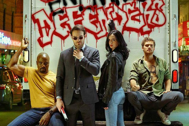 photo, The Defenders