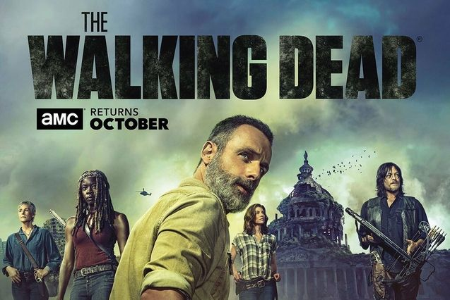 photo, The Walking Dead saison 9, The Walking Dead saison 9