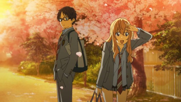 photo your lie in april
