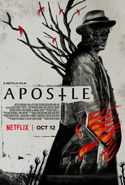 Apostle affiche