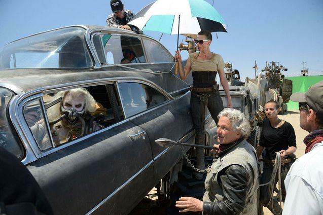 photo, Mad Max : Fury Road