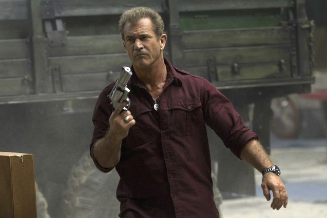 photo, Expendables 3